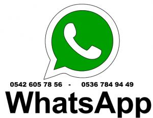 WhatsApp Çağrı İnşaat İletişim