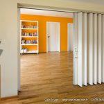 Odalar İçin hareket edebilen bölme duvar