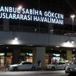 Sabiha Gökçen Havaalanı Yapılan Bölme Duvar Resimleri