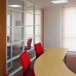 gelişmiş toplantı odası duvar bölme