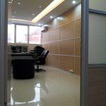 ısı ve ses yalıtımlı bölme duvar istoç ofis