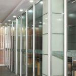 tamamı cam ofis bölme sistemleri