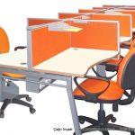 çağrı merkezi mobilyaları ve masaları
