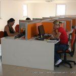 call center çağrı merkezi mobilyası