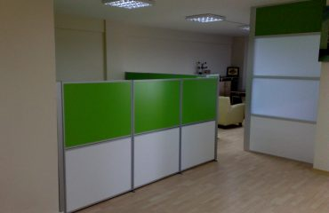 Amasya Ofis Bölme Duvar