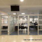 Garanti Bankası Bölme Duvar