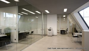 Garanti Bankası Genel Merkez Ofis Bölme