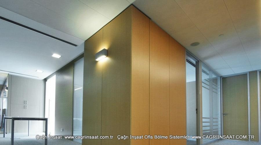 Ofis İç Bölme Sistemleri