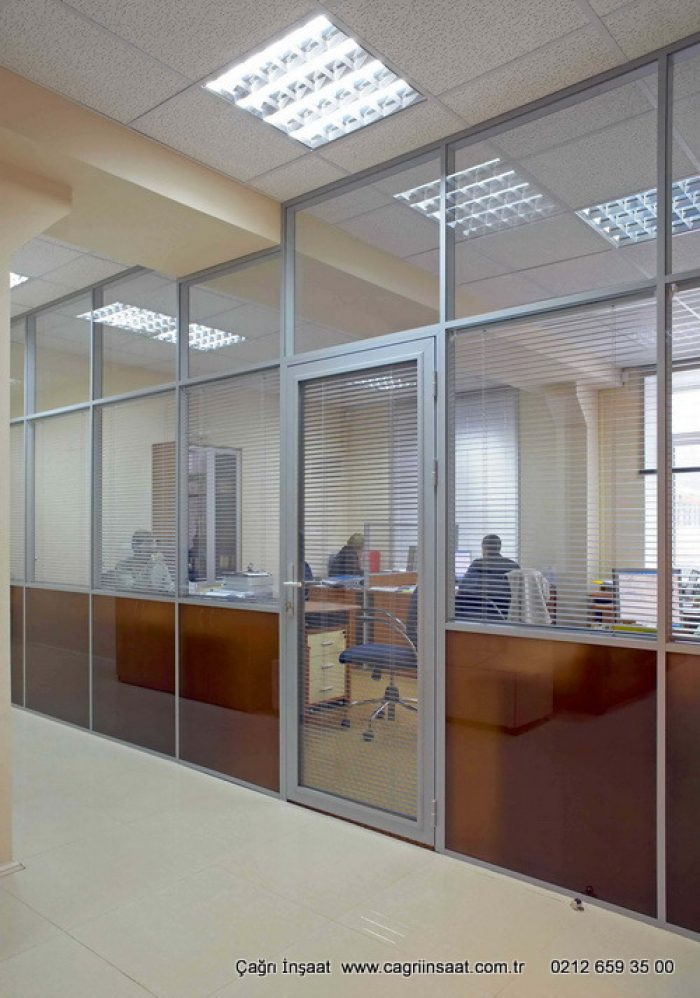 konya ofis bölme sistemleri