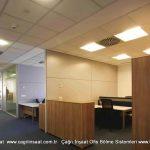 ofis bölme cam bölme sistem fiyatları