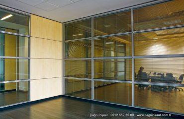ofis bölme duvar çağrı inşaat