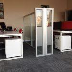 ofis içi kısa bölmeler