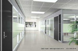 Ofis Bölme Sistemleri Etiler