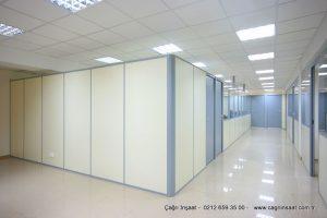 ofis bölme sabit