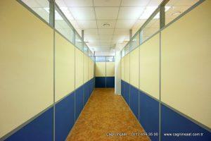 ofis bölme sistemleri sabit