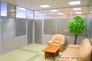 sabit ofis bölme sistemleri