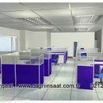 İstanbul Esenyurt Ofis Bölme Sistemleri