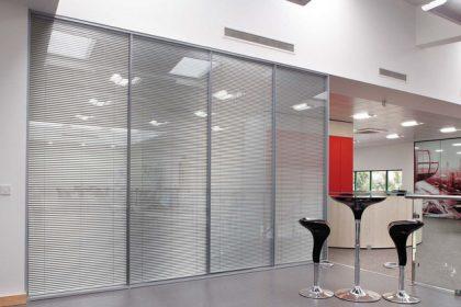 Mobil Ofis Bölme