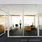 Ofis bölme sistemleri ferahlığı