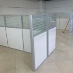 ofis bölme sistemleri ile dekorasyon