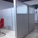 kısa seperatör ofis bölme duvar