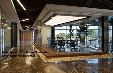 Çağrı İnşaat Ofis Bölme Sistemleri