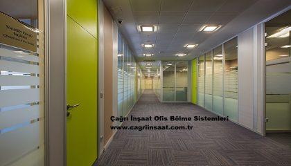 Çağrı İnşaat Ofis Bölme Sistemleri (4)