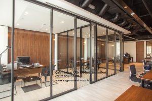Çağrı İnşaat Ofis Bölme Sistemleri 4