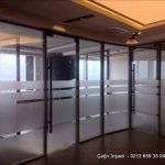 Toki Ofis Bölme Sistemleri Tasarım