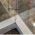 çift camlı cam cama akustik ofis bölme sistemleri