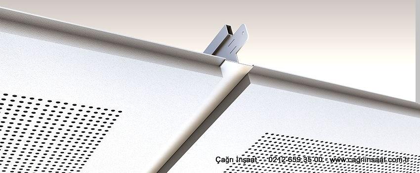 metal asma tavan