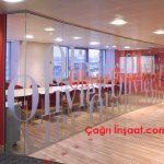 modüller ofis bölme çağrı inşaat tasarımları