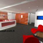 Çağrı İnşaat Yalova Ofis Bölme Sistemleri