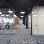 cam ile toplantı odası bölmesi