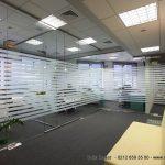 ofis bölme modern sistem
