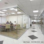 ofis cam bölmesi lamine kırılmaz camlar