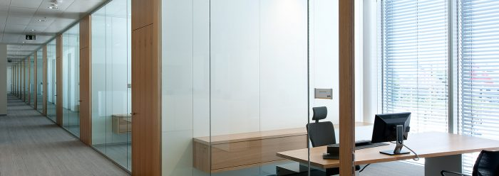 S-Line Ofis Bölme Sistemleri