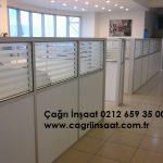 kısa ofis bölme sistemleri seperatör fiyat