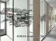 s-line cam bölme sistemleri