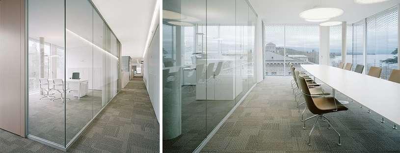 wall 500 ofis bölme sistemi