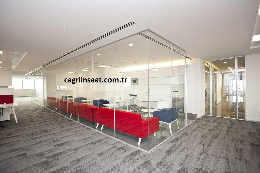 İstanbul Beşiktaş Doğuş Ofis Cam Sistemleri